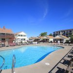 Hampton Beach Motel Outdoor Pool